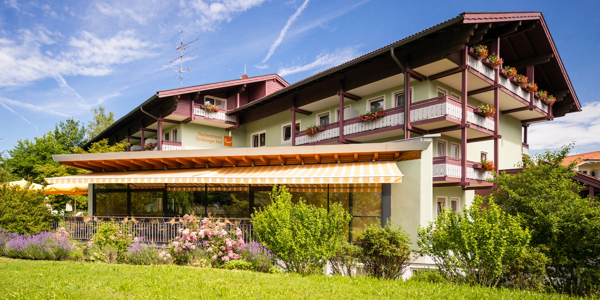 Thermenhotel Ströbinger Hof 83093 Bad Endorf